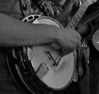 Banjo Lessons with Chris Roszell in Denver 1